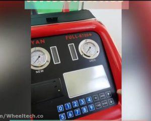 مشخصات دستگاه ساکشن روغن گیربکس اتوماتیک رایان